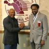 Hall of Famers Hagler and Tommy Hearns reunite in Canastota in 2018