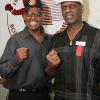 Leon and Michael Spinks are the only brothers to win both Olympic gold medals and the world heavyweight championship.